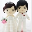 ตุ๊กตาแต่งงาน แบบ A thumbnail 7