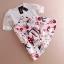 Set_bs1578 ชุด 2 ชิ้น(เสื้อ+กระโปรง) เสื้อชีฟองแขนผ้าไหมแก้วลายดอกไม้สีพื้นขาวครีม กระโปรงซิปหลังผ้าซาตินซิลค์เนื้อหนาสวยลายดอกไม้พื้นสีครีม ผ้าสวยเกินราคา งานน่ารักดูสวยแพง แมทช์กันได้อย่างลงตัว งานเซ็ทสองชิ้นสุดคุ้ม แยกใส่กับตัวอื่นก็สวยจ้า thumbnail 25