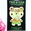 Ted A Car / Air Freshener (Coconut Juice) thumbnail 1