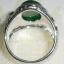 V002 แหวนนิกเกิล หินอเวนเจอรีน (หินมงคล) ขนาดความกว้างวง 2.20 ซม thumbnail 2