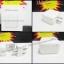 ปลั๊กชาร์จ iPhoneแท้คะ สำหรับ 3+4+4S+5 +Ipod และ IPAD thumbnail 1