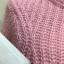 Sweater เสื้อไหมพรมถัก มีประกายวิ้งๆ ในตัว สีเทา ใส่ตัวเดี๋ยวได้เลยเก๋ๆ ยืดได้เยอะ น่ารักมากจ้าา thumbnail 8