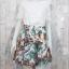Set_bs1404 ชุด 2 ชิ้น(เสื้อ+กระโปรง)แยกชิ้น เสื้อแขนระบายผ้าเนื้อดีพิมพ์ลายนูนดอกไม้สีขาว+กระโปรงบานซิปหลังมีซับในผ้าไหมแก้ว Organza งานสวยน่ารักมาก Set สองชิ้นสุดคุ้ม ใส่เมื่อไหร่ก็สวย งานดีได้ไปถูกใจแน่นอนจ้า **เหลือลายกระโปรงที่ 2 ลายเดียวแล้วนะจ้า thumbnail 1