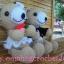 หมีคู่แต่งงาน 10 นิ้ว แบบนั่ง thumbnail 3