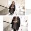 เสื้อโค้ทกันหนาว สไตล์เกาหลี ทรงเรียบง่าย ทรงยาว ดูดี ผ้าวูลผสมบุซับในกันลม จะใส่คลุม หรือใส่เป็นโค้ทก้สวยเก๋ พร้อมส่งจ้า thumbnail 7