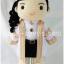 บัณฑิตหญิง แบบผม BY003 thumbnail 1