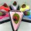 เครปเค้กผ้าขนหนู เซอร์ไพร์สวันพิเศษ (วันเกิด,วันวาเลนไทน์,วันแห่งความรัก) สีชมพู thumbnail 1