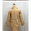 เสื้อโค้ทกันหนาว ดีเทลเยอะ ใส่ได้หลายแบบ ผ้าวูลเนื้อดีหนานุ่ม บุซับในกันลม สีครีม พร้อมส่งจ้า thumbnail 7