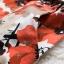 SALE!! Dress3754 ชุดเดรสแขนยาวทรงสวยสไตล์วินเทจ กระดุมหน้า คอปืน ผ้าเนื้อดีลายดอกไม้โทนสีส้ม งานสวยแพทเทิร์นเป๊ะ ทรงเรียบหรูดูดี ใส่ทำงาน/ออกงานได้ thumbnail 22