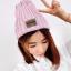 หมวกไหมพรม ทรงยอดฮิต หลากสี เกาหลีสุดๆ thumbnail 2