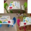 โต๊ะเขียนหนังสือเด็กราคาประหยัด โต๊ะ 1 + เก้าอี้ 2 thumbnail 1