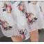 **สินค้าหมด Set_bs1456 ชุด 2 ชิ้น(เสื้อ+กระโปรง)แยกชิ้น เสื้อแขนสั้นผ้าชีฟองเนื้อหนาสีขาวครีม+กระโปรงเอวสม็อคยางยืดหลังผ้าไหมแก้วลายดอกไม้มีซับใน งาน Set เข้าชุดสไตล์หวานๆ ใส่แล้วน่ารักมาก มีติดตู้ไว้ใส่ได้เรื่อยๆ thumbnail 22