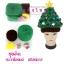 ชุดคิท หมวกถักโครเชต์ ต้นคริสต์มาส thumbnail 1