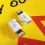 ชุดต่อ ชาร์จ Micro USB เข้าหัว ไอโฟน5+6+7 thumbnail 1