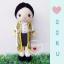 """ตุ๊กตาถัก รับปริญญา ราชภัฏสวนสุนันทา 9"""" thumbnail 1"""