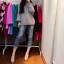 Sweater เสื้อไหมพรมถัก มีประกายวิ้งๆ ในตัว สีเทา ใส่ตัวเดี๋ยวได้เลยเก๋ๆ ยืดได้เยอะ น่ารักมากจ้าา thumbnail 4