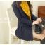 LADY COAT เสื้อโค้ทกันหนาว ทรงหวานๆ สไตล์เกาหลี พร้อมส่ง thumbnail 14