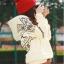 เสื้อกันหนาว ฮูดดี้ ลายเกล็ดหิมะ กวาง น่ารัก เลือกสีที่พร้อมส่งด้านในเลยจ้า thumbnail 2