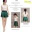 **สินค้าหมด Set_bp1543 ชุด 2 ชิ้น(เสื้อ+กางเกง)แยกชิ้น เสื้อลูกไม้เนื้อนิ่มสีขาว+กางเกงขาสั้นซิปข้างสีพื้นเขียวผ้าเนื้อดีหนาสวย งานน่ารักใส่เก๋ๆ ได้บ่อย แยกใส่กับตัวอื่นก็สวยจ้า thumbnail 6