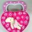 กล่องหัวใจวาเลนไทน์ หมี+ดอกกุหลาบ18ดอก(มีกลิ่นหอม) thumbnail 1