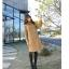 OverCoat เสื้อโค้ทกันหนาวตัวยาว สีน้ำตาล งานดี ผ้าวูลเนื้อดีเรียบไม่เป็นขุย บุซับในกันลมอย่างดี พร้อมส่ง thumbnail 15
