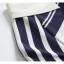 Blouse3679 เสื้อไหมพรมเนื้อนุ่มลายริ้วสลับสีขาว คอปก มีกระดุมคอหลังใส่ง่าย งานถักเนื้อแน่นสวยผ้านุ่มใส่สบายยืดขยายได้เยอะ งานสวยแมทช์ง่าย งานดีใส่สวยใส่สบาย มี 2 สี เหลือง, กรม thumbnail 10