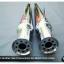 ท่อไอเสียแต่ง ทรงแจกันสั้น สำหรับรถหน้าสวิงอาร์ม เหมาะสำหรับ BMW R50-R69s thumbnail 2