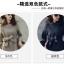 เสื้อโค้ทกันหนาว ทรงสวยสีกรมท่า ใส่เป็นเดรสได้เลย แบบผู้ดีมาก ผ้าวูลผสมสักกะหลาด บุซับในกันลม จะใส่เป็นเดรส หรือใส่เป็นเสื้อโค้ทปกติก็เก๋ค่า พร้อมส่งจ้า thumbnail 3