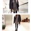 เสื้อโค้ทกันหนาว สไตล์เกาหลี ทรงเรียบง่าย ทรงยาว ดูดี ผ้าวูลผสมบุซับในกันลม จะใส่คลุม หรือใส่เป็นโค้ทก้สวยเก๋ พร้อมส่งจ้า thumbnail 5