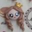 หัวตุ๊กตาใส่มงกุฎผมสีน้ำตาล 3 thumbnail 1