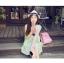 เสื้อตัวยาว/ mini dress สุดน่ารัก ผ้าฝ้ายปักลายหวานๆ พร้อมส่ง thumbnail 20
