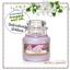 Yankee Candle / Small Jar Candle 3.7 oz. (Lovely Kiku) thumbnail 1