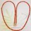 (ขายหน้าร้านแล้วค่ะ) M012 สร้อยคอ คริสตัลโมดาร์ สีแดงสลับทอง thumbnail 1