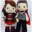 ตุ๊กตาคู่รักแวมไพร์ thumbnail 1