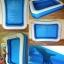 สระเป่าลมครอบครัว 2.00 ม. 2 ชั้น ขนาด 200x150x50 cm. (สีฟ้า-ขาว) thumbnail 1
