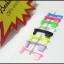 จุกกันฝุ่นไอโฟน 5 สีสันสดใส thumbnail 2