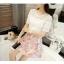 **สินค้าหมด Set_bs1540 ชุด 2 ชิ้น(เสื้อ+กระโปรง)แยกชิ้น เสื้อลูกไม้ผ้าแก้วนิ่มลายสวยเนื้อดีสีพื้นขาว+กระโปรงลายดอกไม้โทนสีชมพูซิปหลังมีซับใน งานดีเหมือนราคาหลักพัน แบบน่ารักแมทช์กันได้อย่างลงตัว แยกใส่กับตัวอื่นก็สวยจ้า thumbnail 7