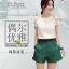**สินค้าหมด Set_bp1543 ชุด 2 ชิ้น(เสื้อ+กางเกง)แยกชิ้น เสื้อลูกไม้เนื้อนิ่มสีขาว+กางเกงขาสั้นซิปข้างสีพื้นเขียวผ้าเนื้อดีหนาสวย งานน่ารักใส่เก๋ๆ ได้บ่อย แยกใส่กับตัวอื่นก็สวยจ้า thumbnail 7