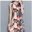 **สินค้าหมด Dress4045 ชุดเดรสทรงสวยลายใบไม้ ซิปหลังใส่ง่าย ผ้าโพลีเนื้อดีนุ่มใส่สบาย งานสวยใส่ง่ายน่ารักมาก thumbnail 11