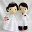 ตุ๊กตาแต่งงาน แบบ A thumbnail 5