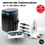 ALL in One World Travel Adapter+USB หัวแปลงต่างประเทศ thumbnail 1
