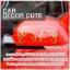( ลด 5 % ) HELLO KITTY-สติ๊กเกอร์ประดับตกแต่ง ( 3 สี ) thumbnail 1