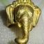 C001 แหวนรูปช้าง ทองเหลือง100% thumbnail 1