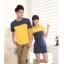 ชุดคู่รักเกาหลี พร้อมส่ง เหลืองกรม น่ารัก ราคา/คู่ thumbnail 4