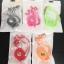 สายชาร์แบบเก็บสาย 4 หัว ไอโฟน, ซัมซุง และ Sumsung GALAXY Note 3 + S4 thumbnail 5