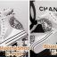 รองเท้าผ้าใบส้นสูง เหมือนแบบ Tiffany snsd 100% งานนำเข้า thumbnail 11