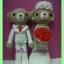 หมีแต่งงาน Set 1 thumbnail 2
