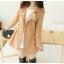 LADY COAT เสื้อโค้ทกันหนาว ทรงหวานๆ สไตล์เกาหลี พร้อมส่ง thumbnail 2