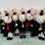 """ตุ๊กตาถัก กระต่ายรับปริญญา ม.เกษตรศาสตร์ 11"""" thumbnail 2"""
