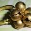 (ขายแล้วค่ะ) C018 แหวนทองเหลือง รูปหัวใจ thumbnail 3